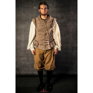 Narnia PC Men's Full Outfit,  Telmarine Man 5