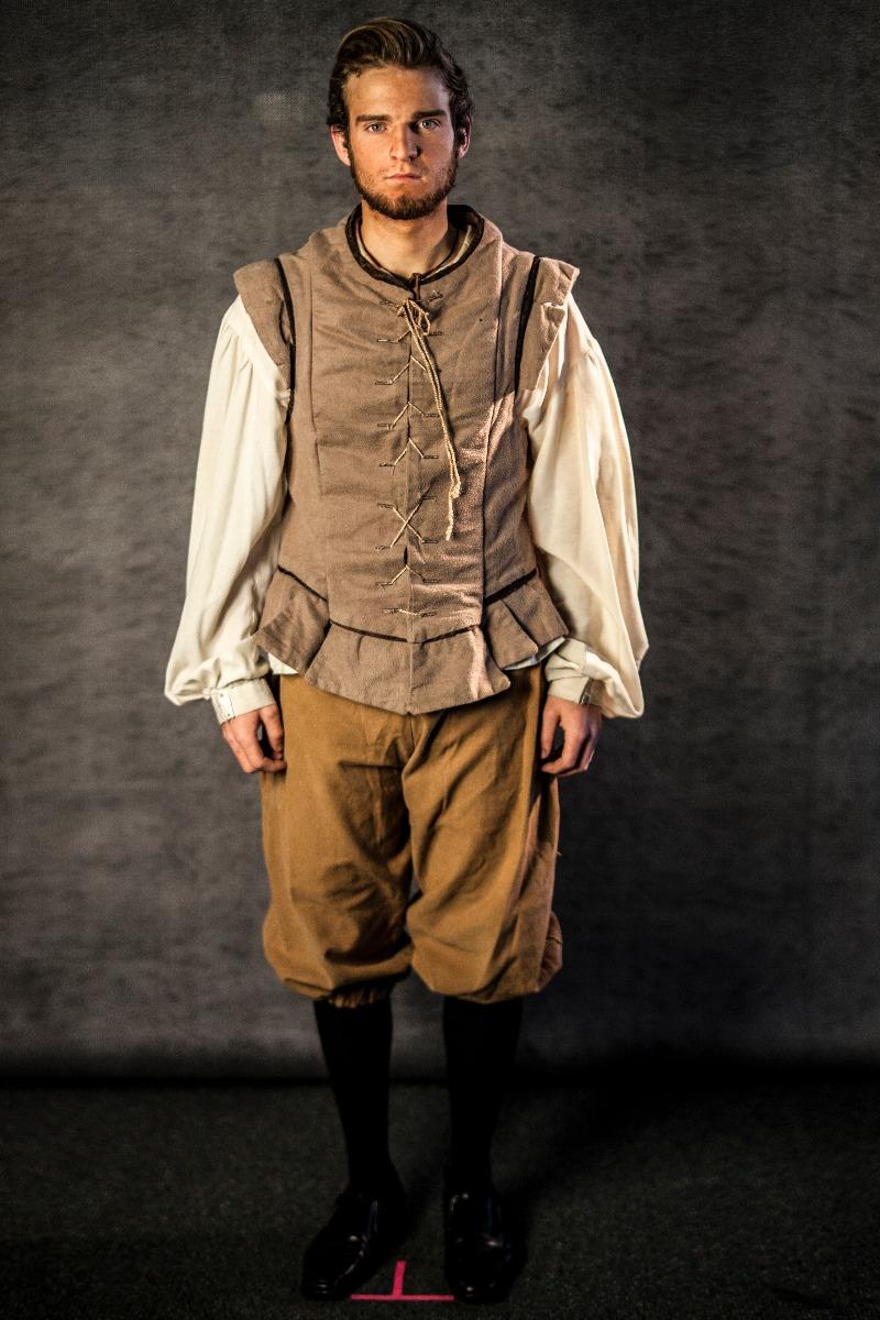 Narnia PC Men's Full Outfit,  Telmarine Man 5
