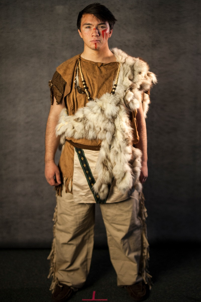 Ethnic – Native Man 1