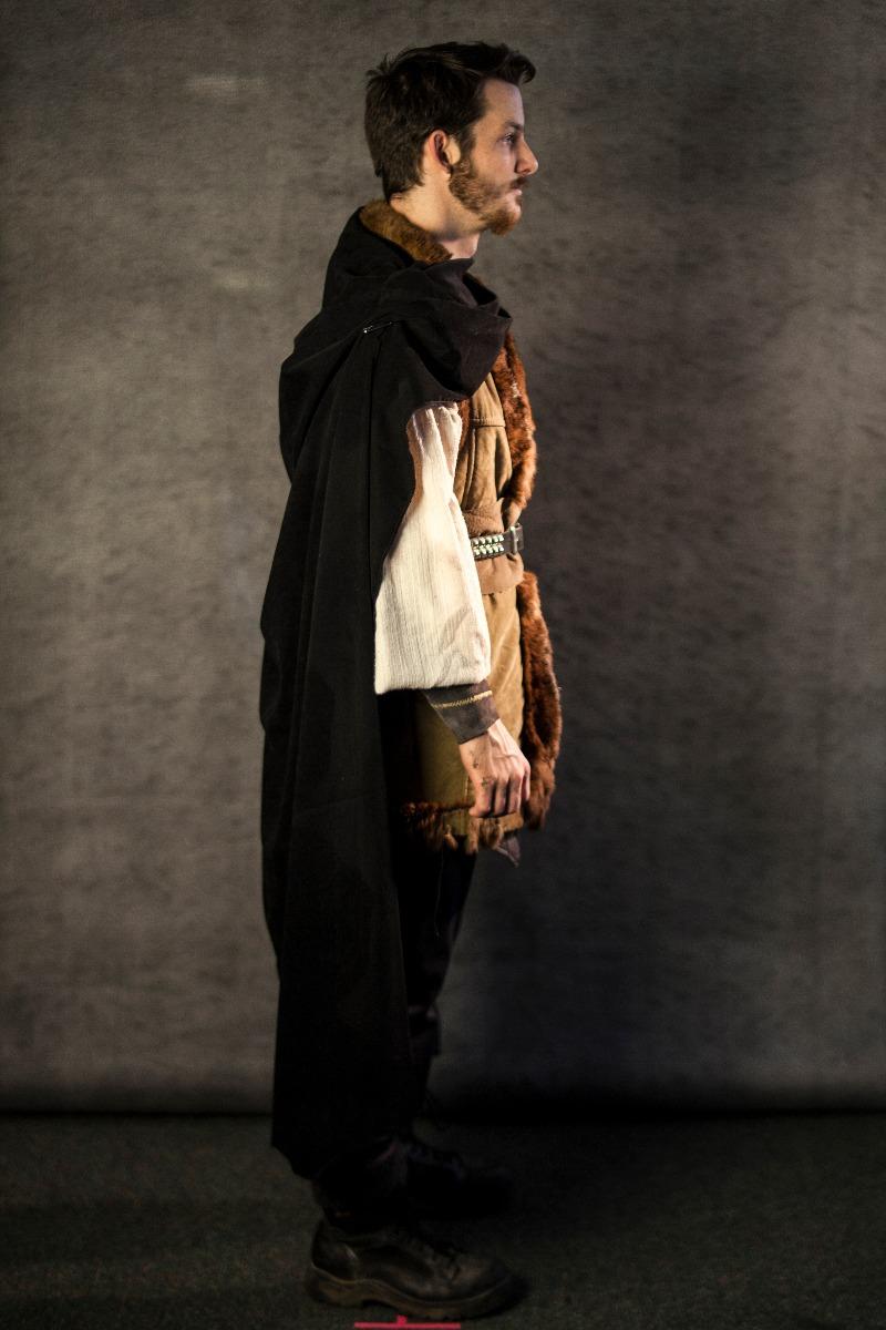 Narnia PC Men's Full Outfit, Viking Man 3