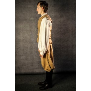 Narnia PC Men's Full Outfit, Telmarine Man 6