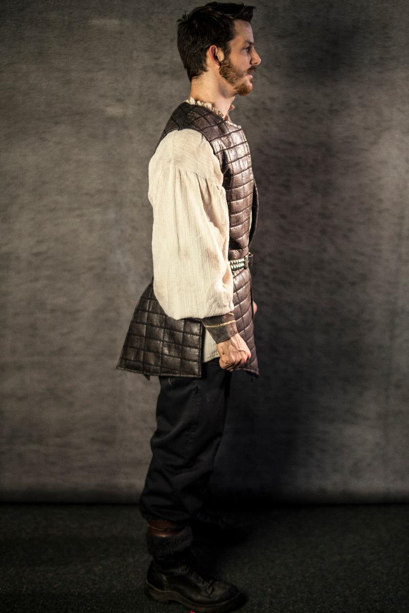 Narnia PC Men's Full Outfit, Telmarine Man 7