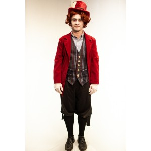 Mad Hatter Costume 1