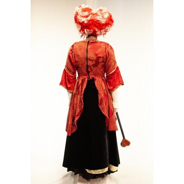 Queen of Hearts Costume 1 3