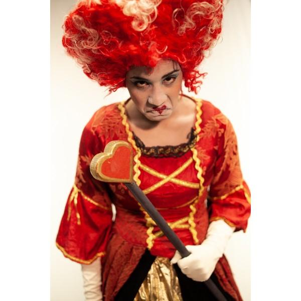 Queen of Hearts Costume 1 4