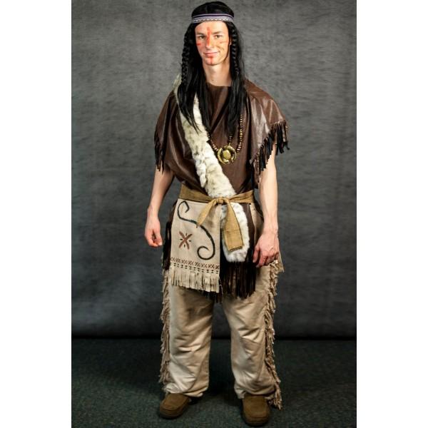 Ethnic – Native Man 2