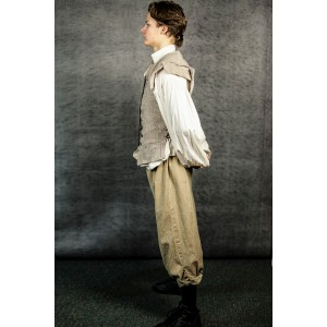 Narnia PC Men's Full Outfit, Telmarine Man 8
