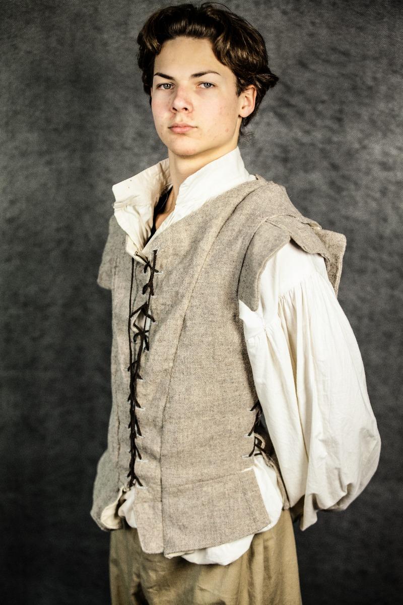 Narnia PC Men's Full Outfit, Telmarine Man 8
