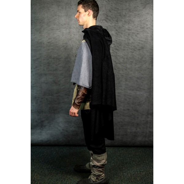 Narnia PC Men's Full Outfit, Viking Man 5