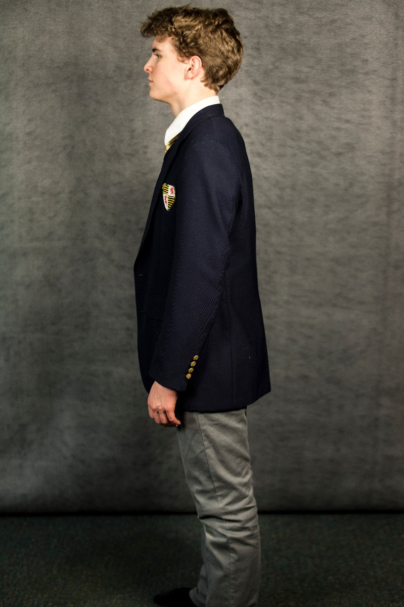 Narnia PC 1940's – School Uniform 3, Edmund Pevensie