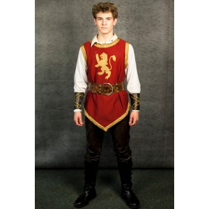 Narnia LWW Edmund Pevensie Battle Outfit vs1