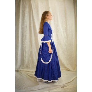Georgian (Rev War & FR) Era Women's Full Outfit