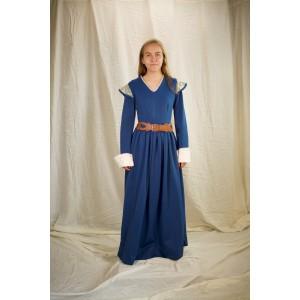 Tudor/Elizabethan – Women's Outfit Full,  Blue 2