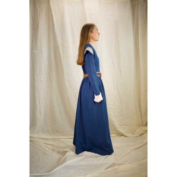 Tudor/Elizabethan – Women's Outfit Full,  Blue