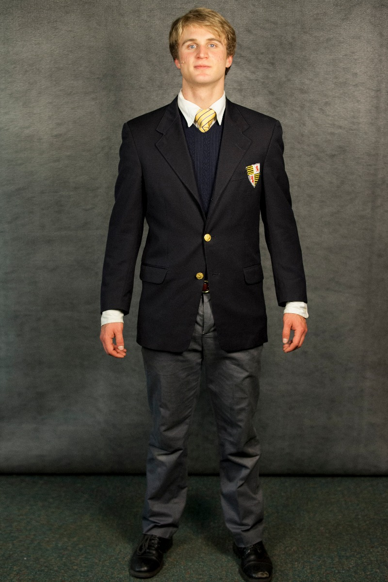 Narnia PC 1940's – School Uniform 5, Peter Pevensie