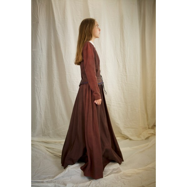 Renaissance – Women's Outfit Full,  Brown