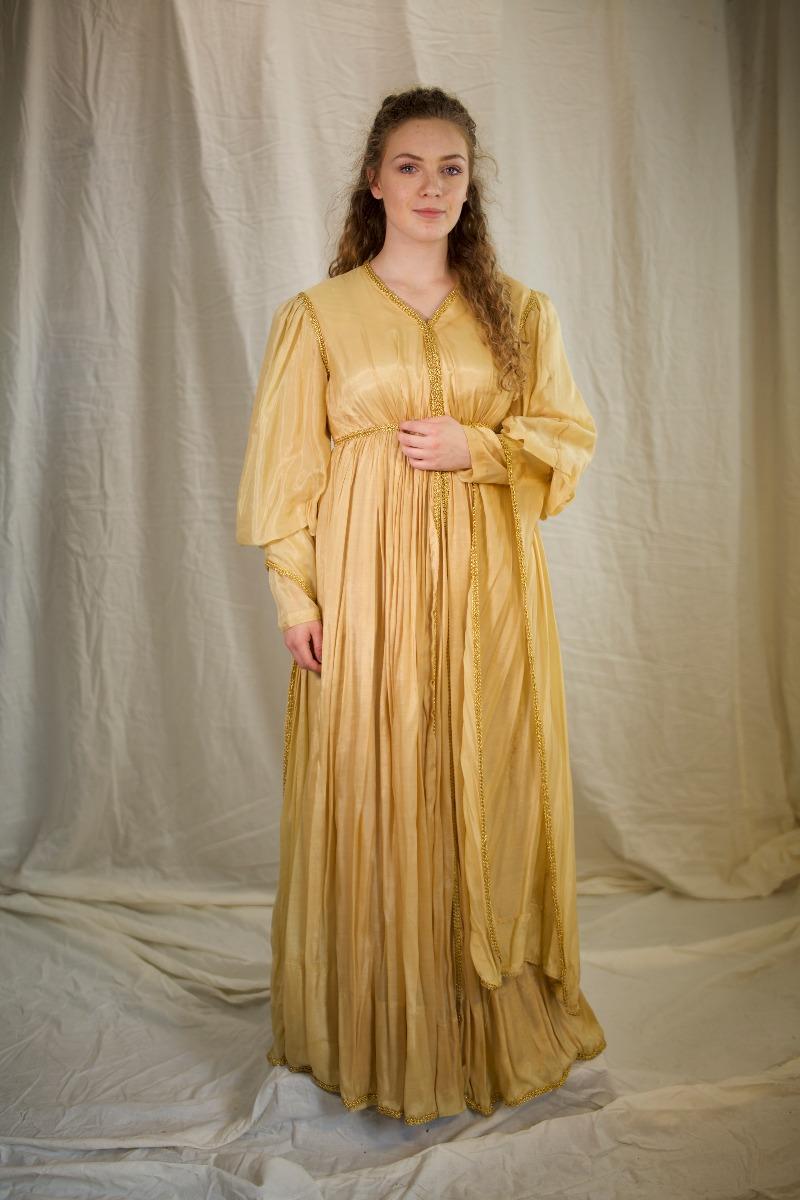 Renaissance – Women's Outfit Full,  Yellow