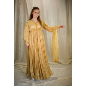 Renaissance – Women's Outfit Full,  Yellow