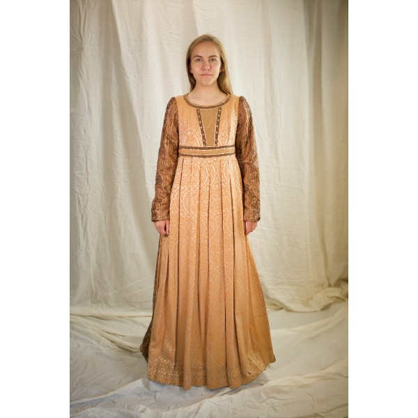 Renaissance – Women's Outfit Full,  Pink/Brown