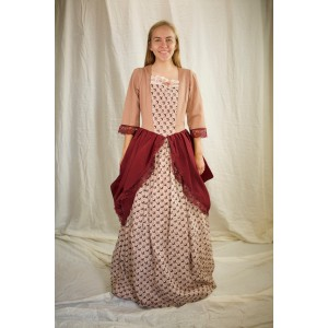 Colonial (Rev. War & F. Rev.) – Women's Outfit Full