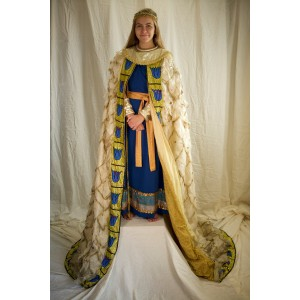 Egyptian Royalty – Women's Outfit Full 2
