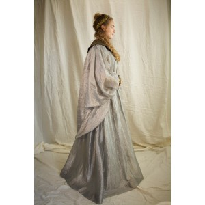 Egyptian Royalty – Women's Full Outfit,  Silver and Gold