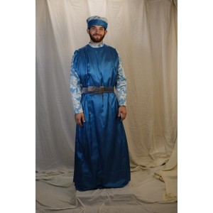 Renaissance – Men's Full Outfit,  Blue