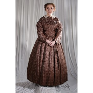 Crinoline/Civil War – Women's Full Outfit 2