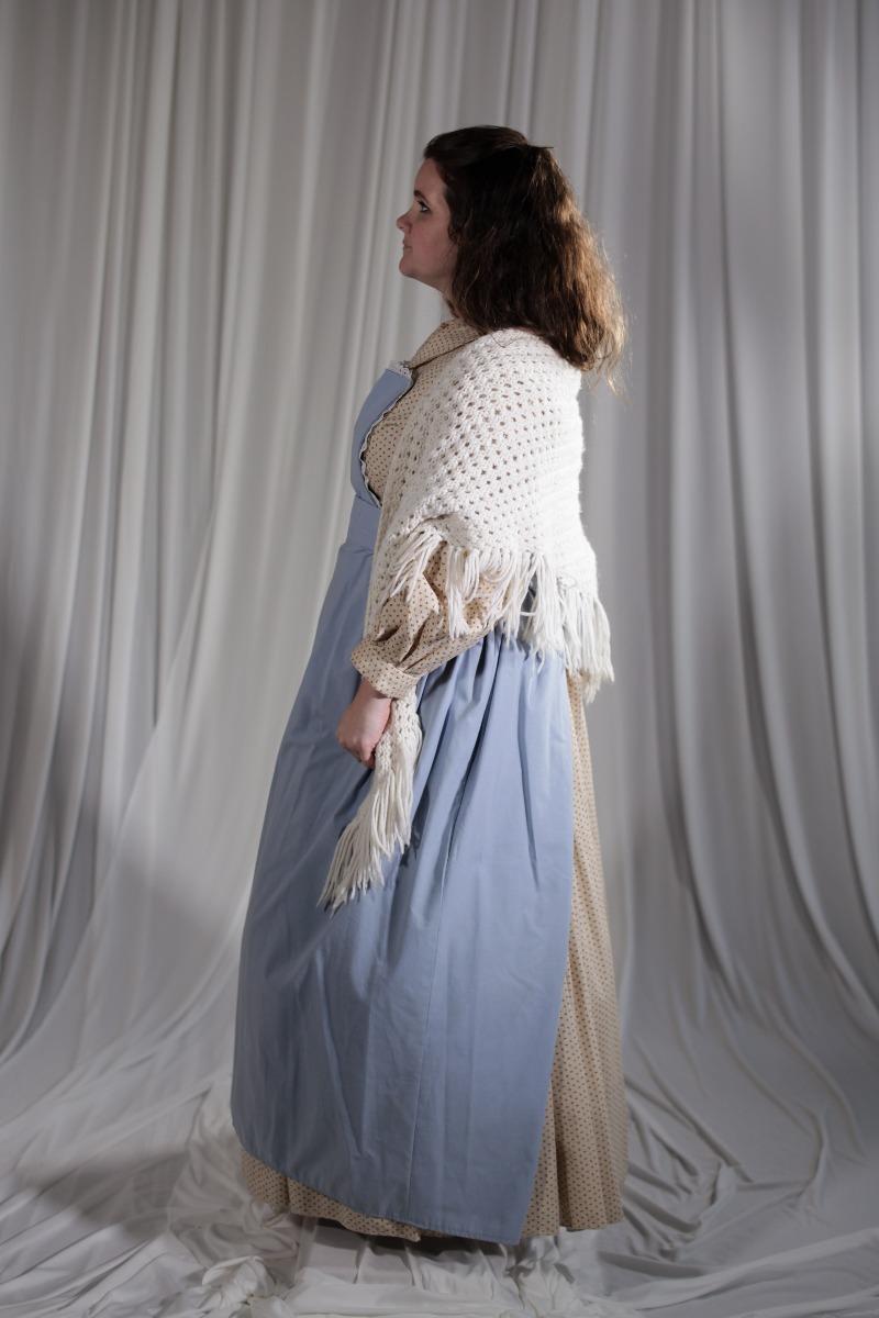 Crinoline/Civil War – Women's Outfit,  Full