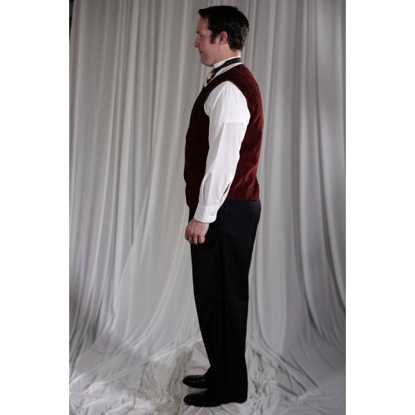 Crinoline/Civil War – Mens Full Outfit,  Burgundy