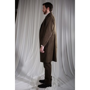 Crinoline/Civil War – Men's Full Outfit,  Brown Suit