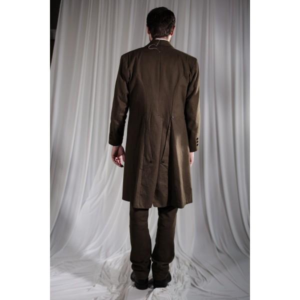 Crinoline/Civil War – Men's Full Outfit,  Brown Suit