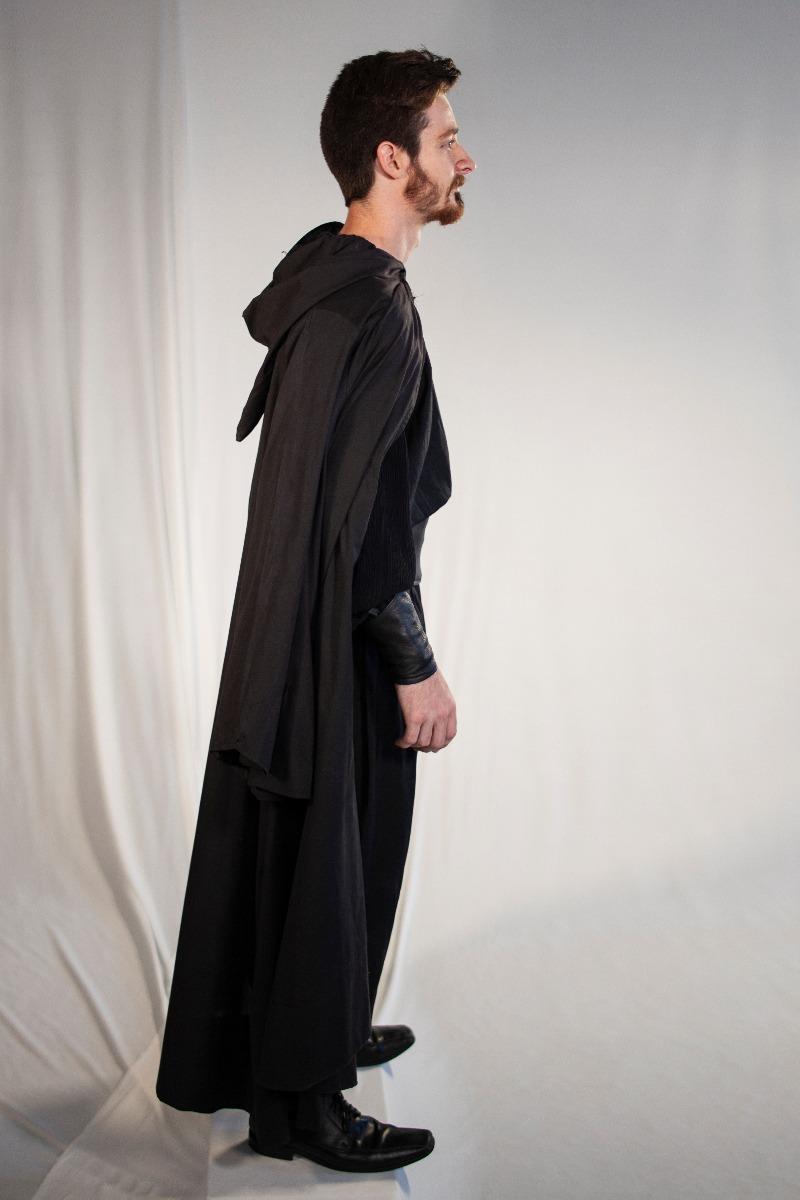 Renaissance – Men's Full Outfit,  Black