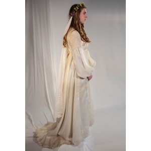 Renaissance – Women's Full Outfit,  Wedding Dress
