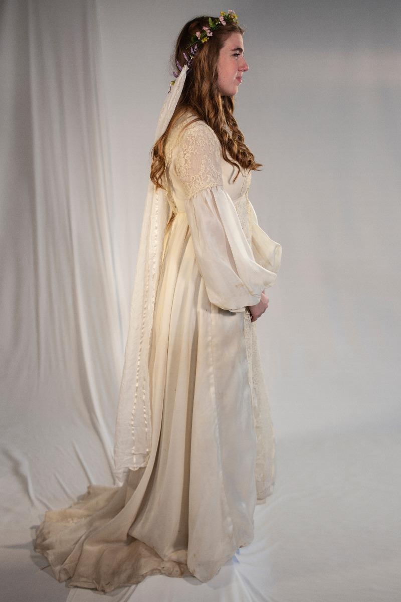 Renaissance – Women's Full Outfit,  Wedding Dress