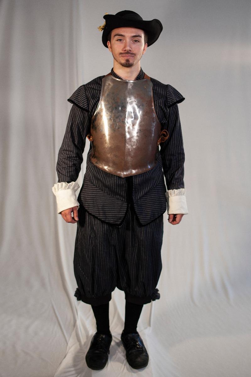 Renaissance – Men's Full Outfit,  Soldier