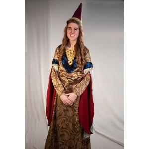 Renaissance – Women's Full Outfit,  Princess Outfit 2