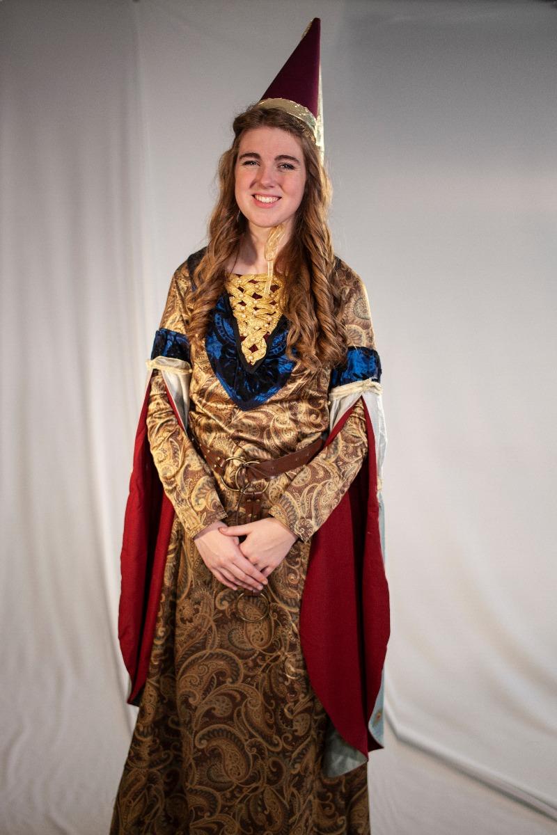Renaissance – Women's Full Outfit,  Princess Outfit