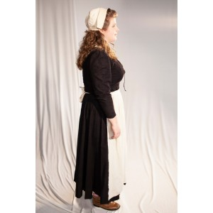 Renaissance – Women's Full Outfit,  Black