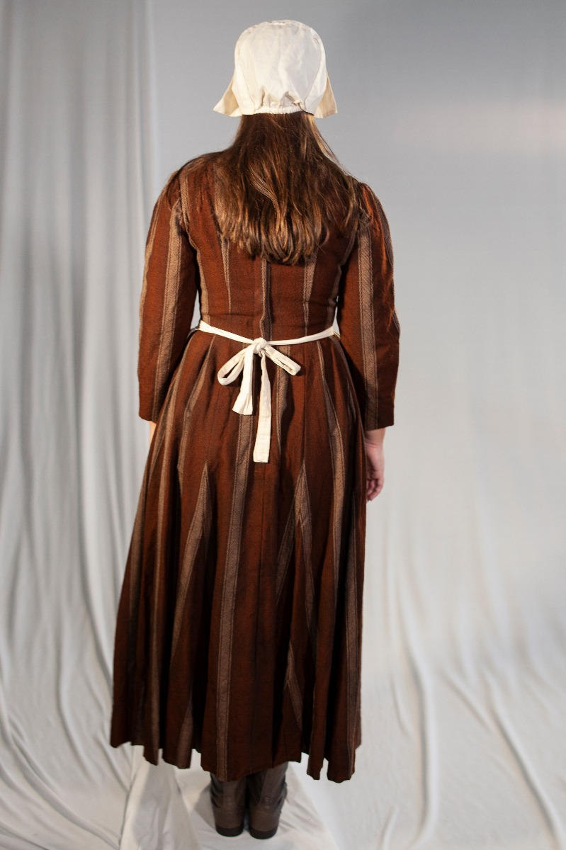 Renaissance – Women's Full Outfit,  Brown