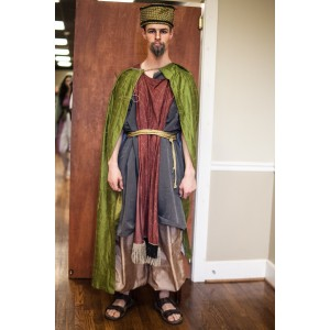 Ancient Persian – Men's Full Outfit,  King's Advisor 5