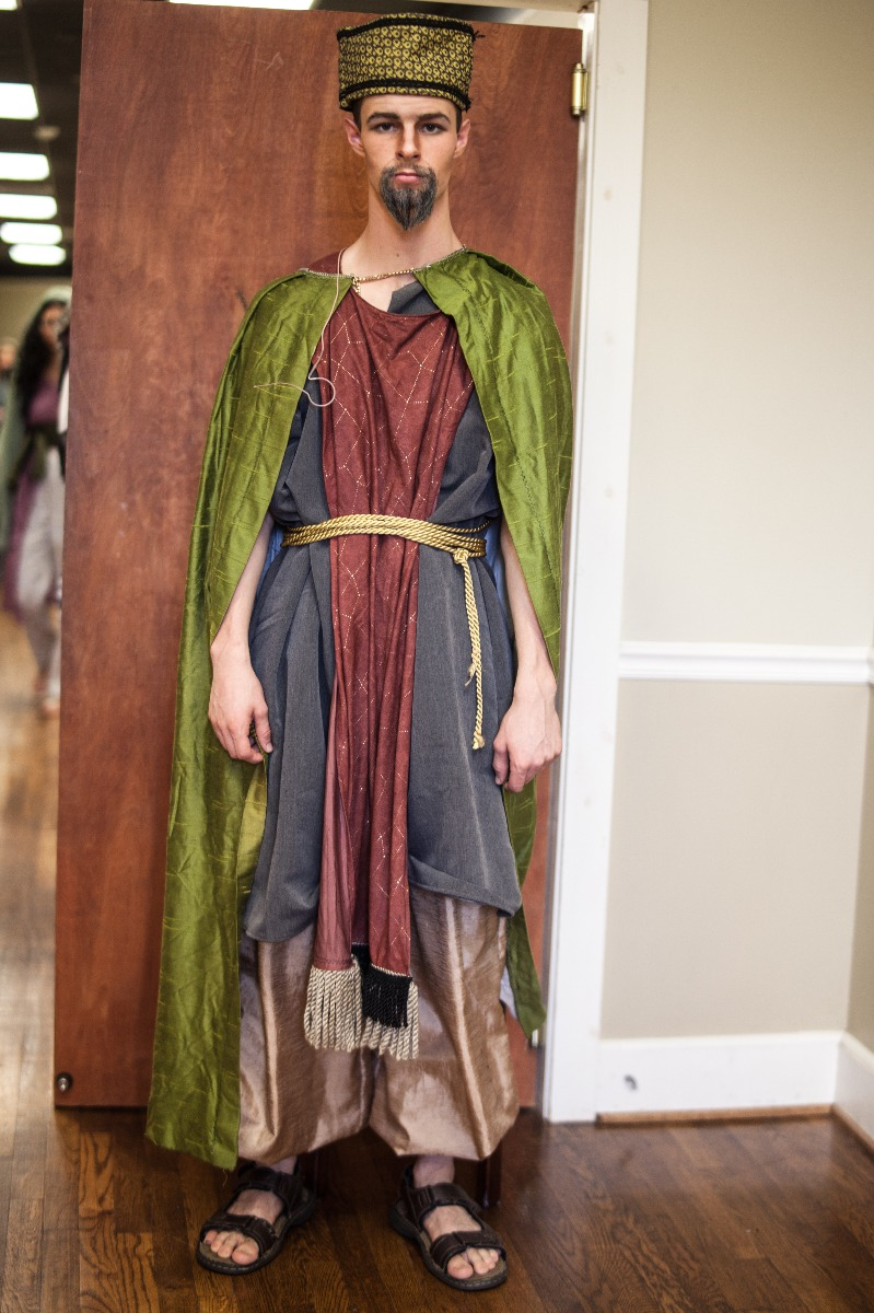 Ancient Persian – Men's Full Outfit,  King's Advisor 5