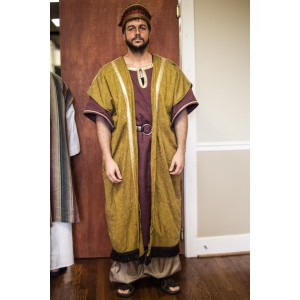 Ancient Persian – Men's Full Outfit,  King's Advisor 1