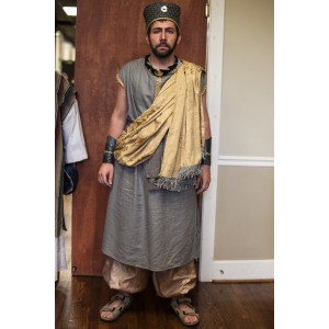 Ancient Persian – Men's Full Outfit,  King's Advisor 2