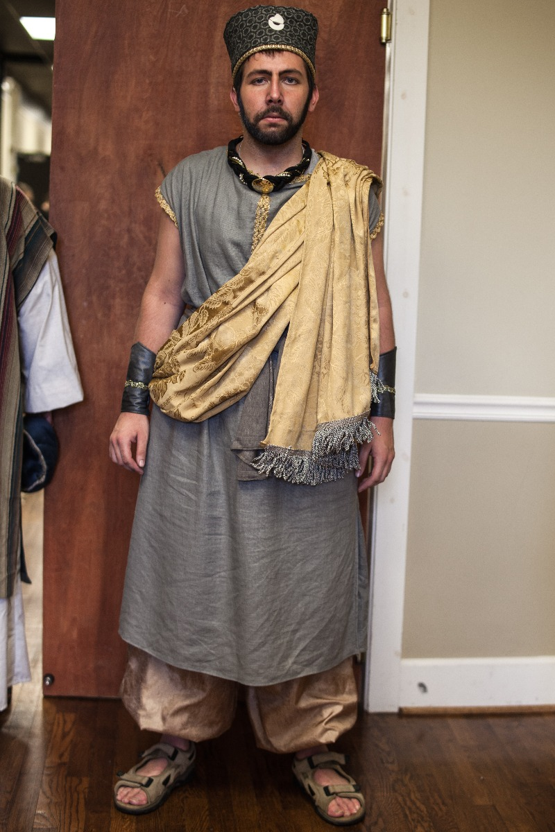 Ancient Persian – Men's Full Outfit,  King's Advisor 2