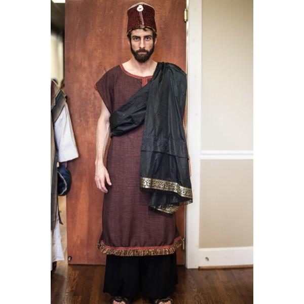 Ancient Persian – Men's Full Outfit,  King's Advisor 6