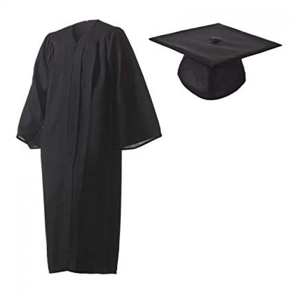 Graduation Cap & Gown