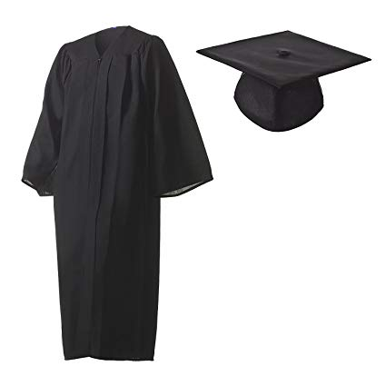Graduation Cap & Gown
