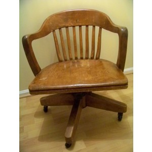 Bankers Chair