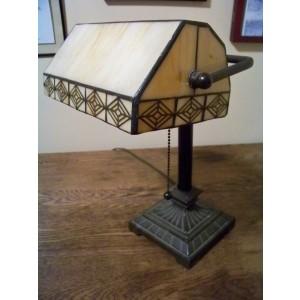 Lamp, Desk Vintage